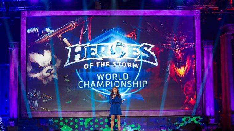 [BlizzCon] Circuito Global 2016 de Heroes of The Storm anunciado