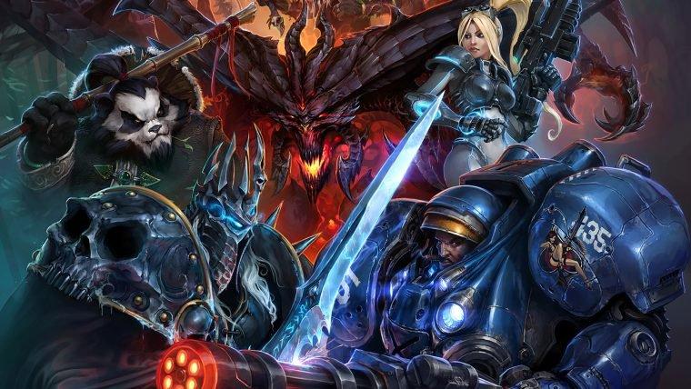 Cho'Gall é um herói diferente em Heroes of the Storm e precisa de dois jogadores
