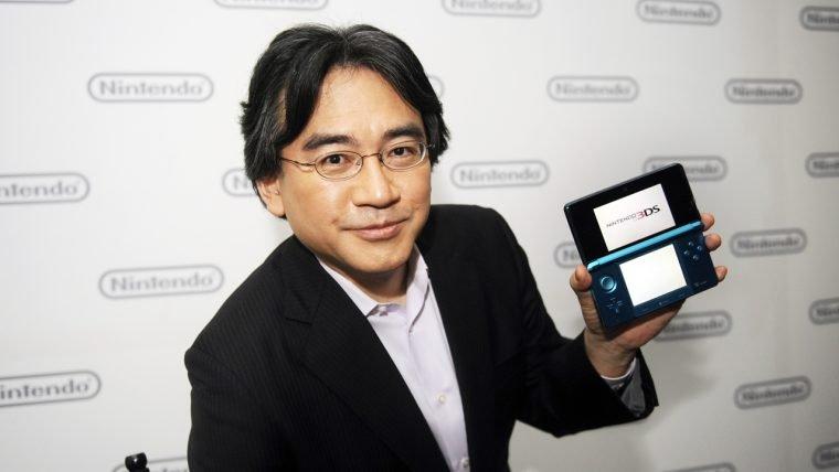 Nintendo honra Satoru Iwata no Game Awards 2015