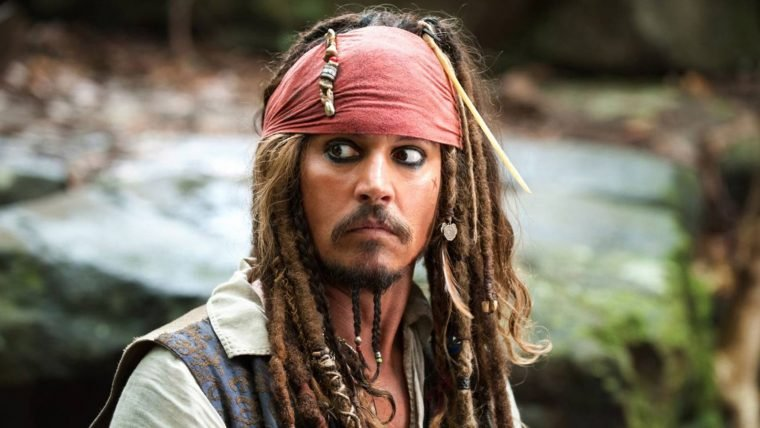 Piratas do Caribe | Johnny Depp não vai mais interpretar Jack Sparrow