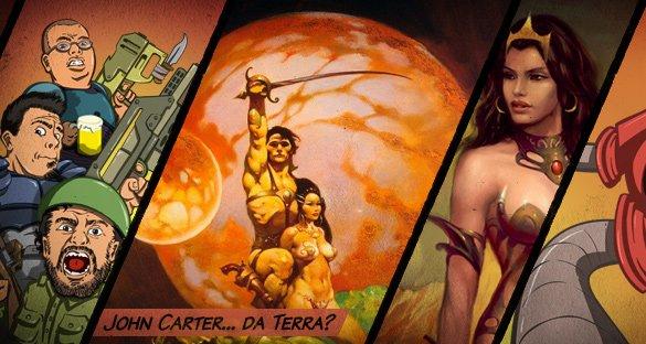 John Carter: o Vingador do Futuro!