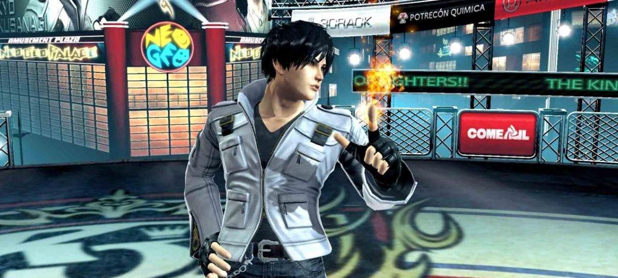 King of Fighters XIV é anunciado na Tokyo Game Show