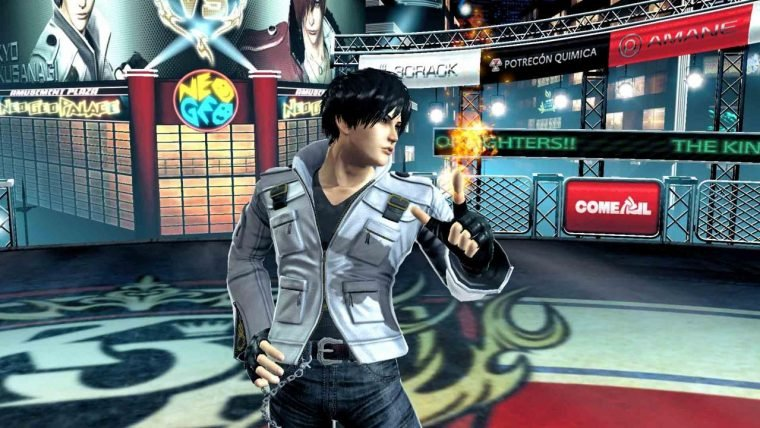 King of Fighters XIV é anunciado na Tokyo Game Show
