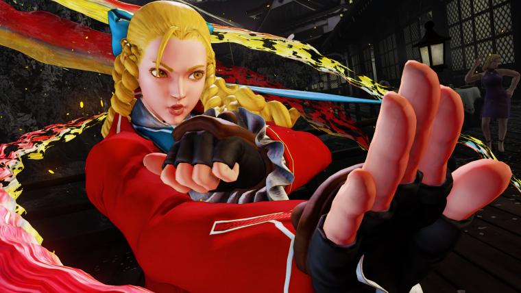 Karin retorna em Street Fighter V