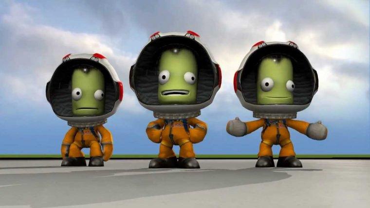 Kerbal Space Program será lançado no Wii U