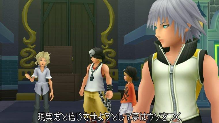 Assista ao primeiro trailer de Kingdom Hearts 2.8