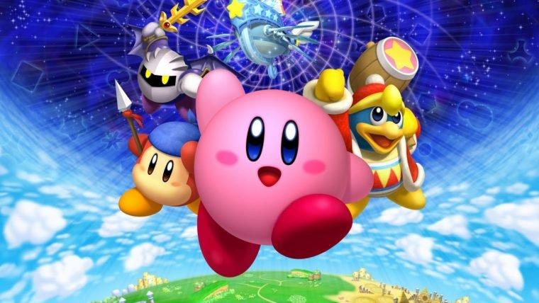 [Atualizado] Três jogos clássicos de Kirby serão lançados para Wii U através da eShop