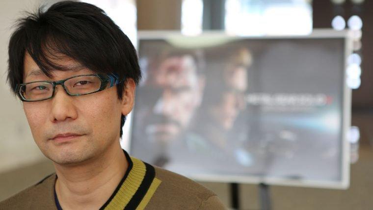 Kojima ainda quer trabalhar com Guillermo Del Toro