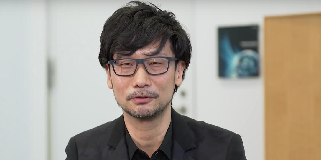 Kojima anuncia criação de um novo estúdio, está trabalhando em jogo para PS4/PC