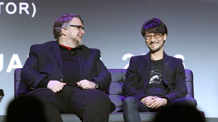 Kojima e Del Toro conversam sobre suas carreiras, jogos e filmes