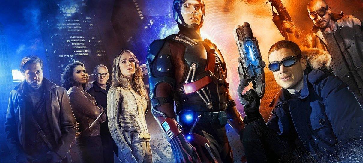 Legends of Tomorrow ganha trailer e data de estréia