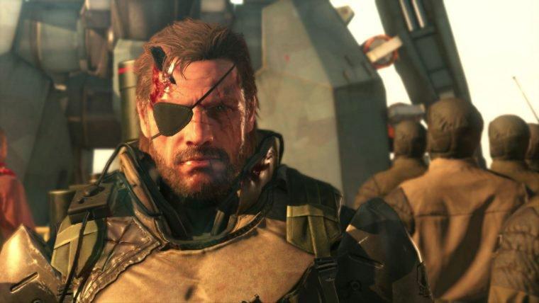 5 milhões de cópias de Metal Gear Solid V: The Phantom Pain foram vendidas para varejo