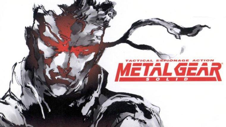 Metal Gear Solid é eleito o melhor jogo de PS1 em votação da Sony