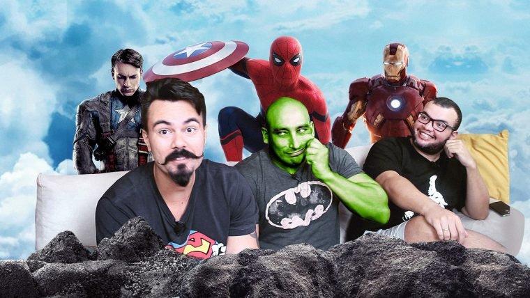 O Homem Aranha na Guerra Civil! Quem vai ganhar?