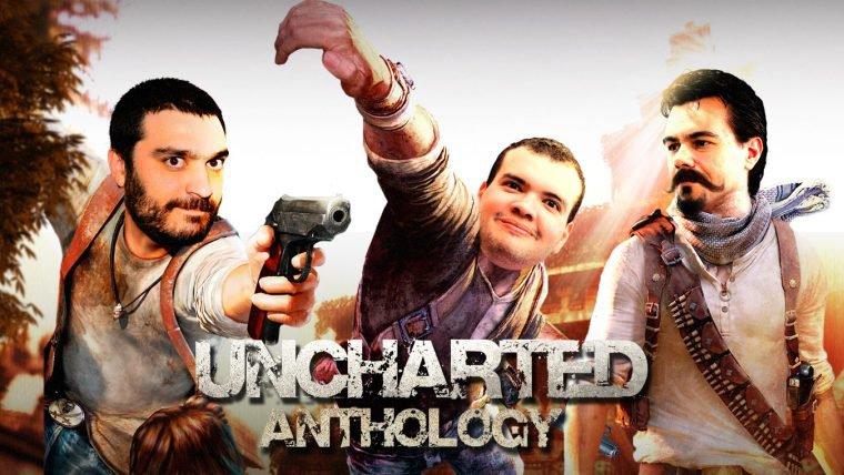 Uncharted: A Trilogia Clássica