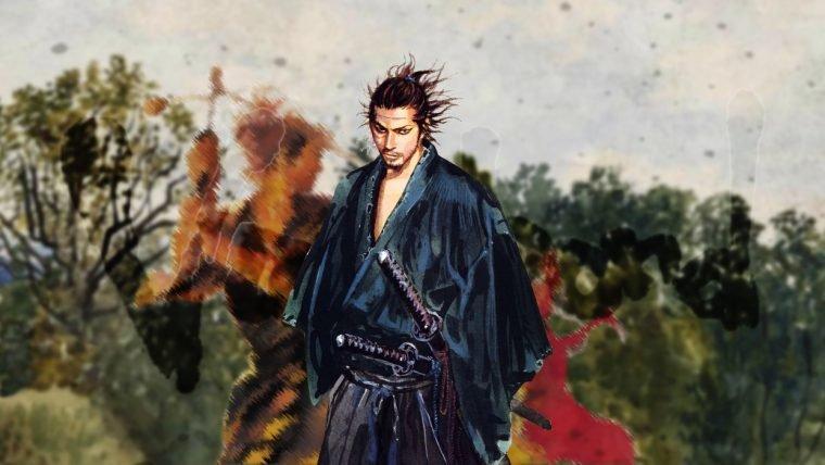 Vagabond e a saga de Musashi!