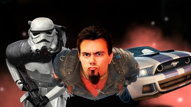Battlefront, Just Cause e Need for Speed!