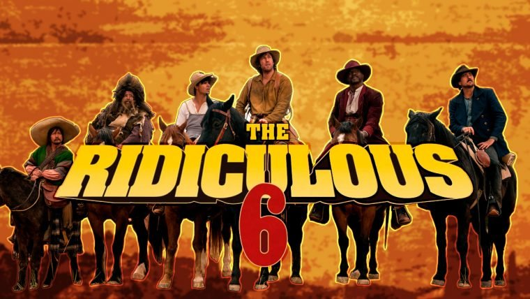 Ridiculous 6 e os horrores de Adam Sandler!