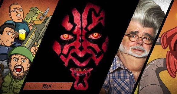 Star Wars e a Decepção Fantasma!