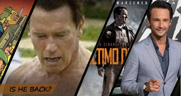 O Último Desafio de Arnold!