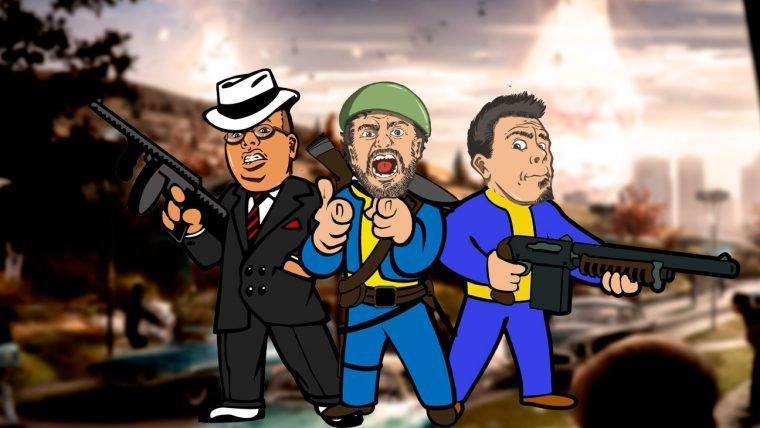 Fallout 4 e os escravos do Beto!