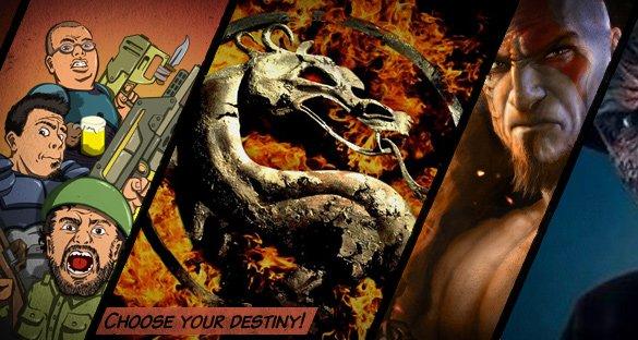Mortal Kombat Kom Mais Kombatentes!