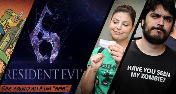 Resident Evil 6; Atirando e Andando!