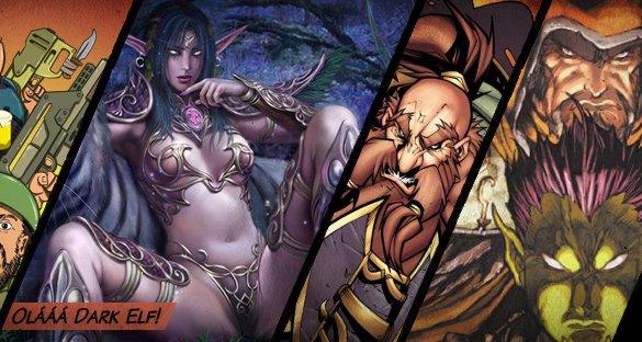 World of Warcraft: Um Novo Casamento!