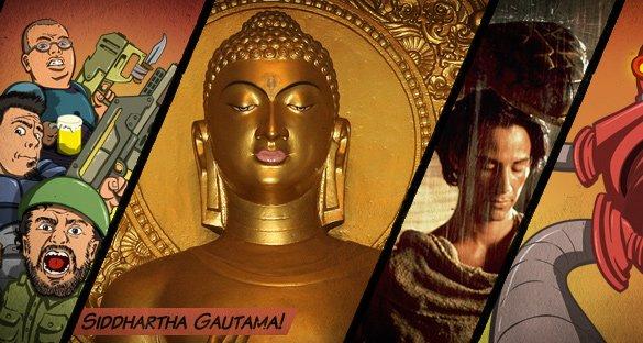 Parabéns para o Buda, Nessa Data Querida!