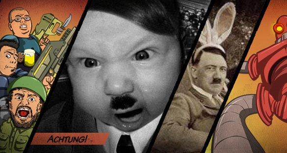 Hitler; Uma Pessoa Difícil!