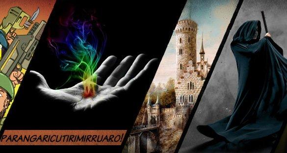 Trilogia do Mago Negro – O Lorde Supremo!
