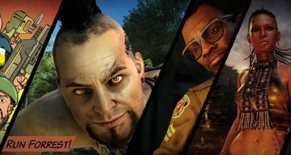 Far Cry 3 – O Guerreiro Pela Saco!