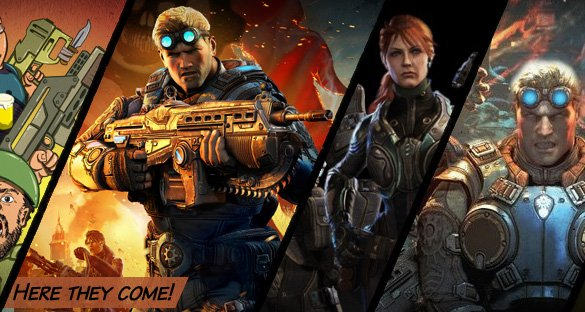 Gears of War: Julgamento!