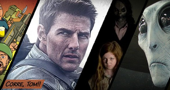 Tom Cruise acredita em ETs e fantasmas!