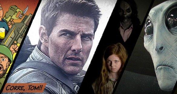 Tom Cruise acredita em ETs e fantasmas!