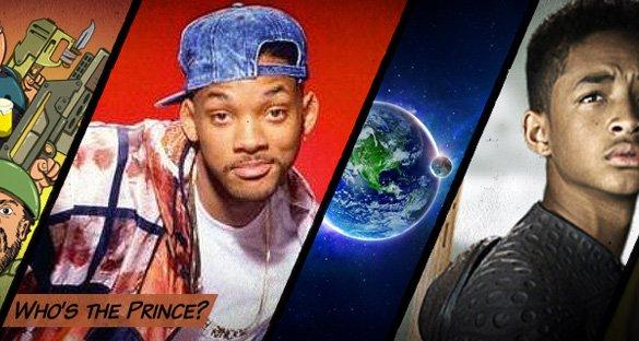 Depois da Terra com o Fresh Prince!