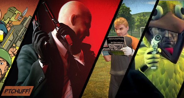 A Absolução de Hitman Absolution!
