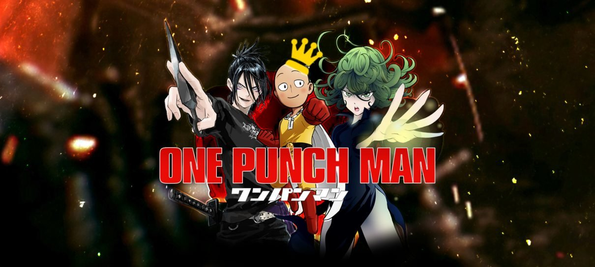 One Punch Man!