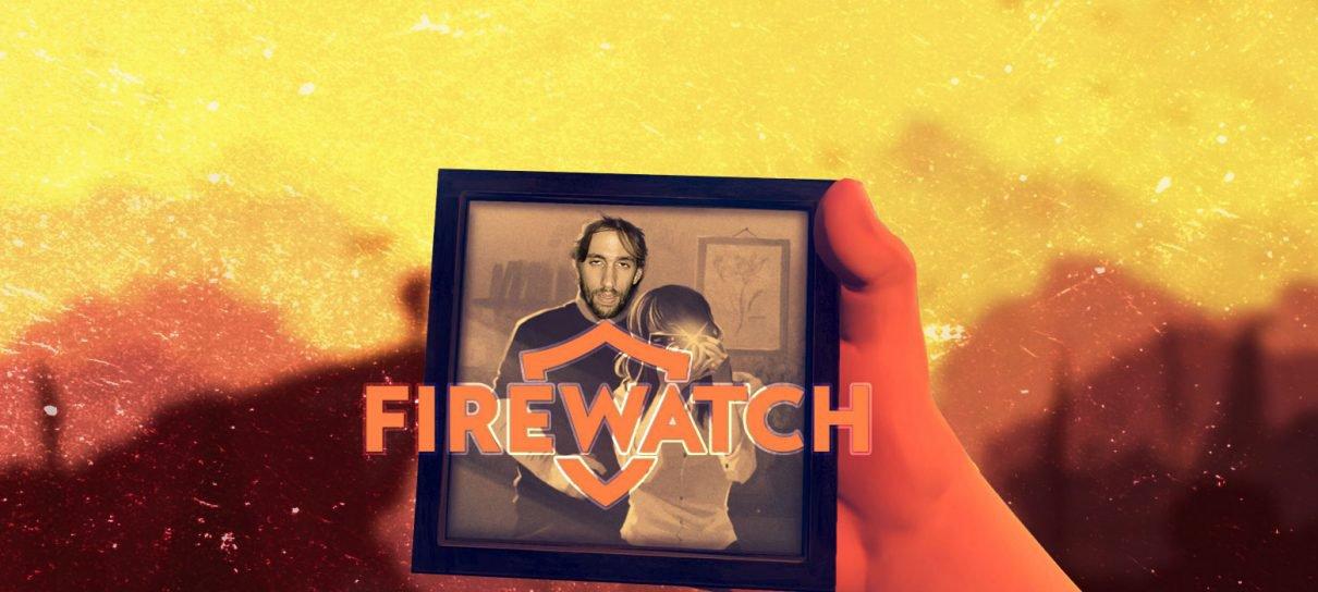 Firewatch – queimamos o Feijão!