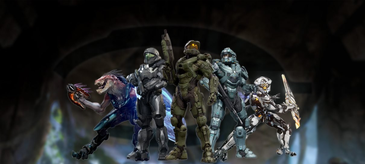 Halo 5: Guardians!