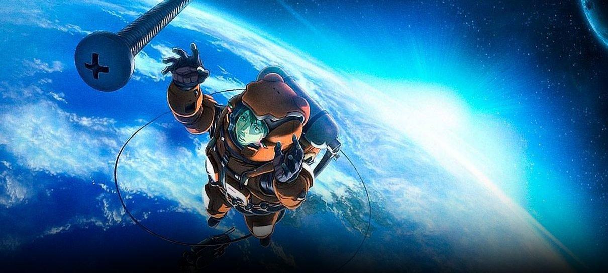 Planetes e o cotidiano assustador do espaço!