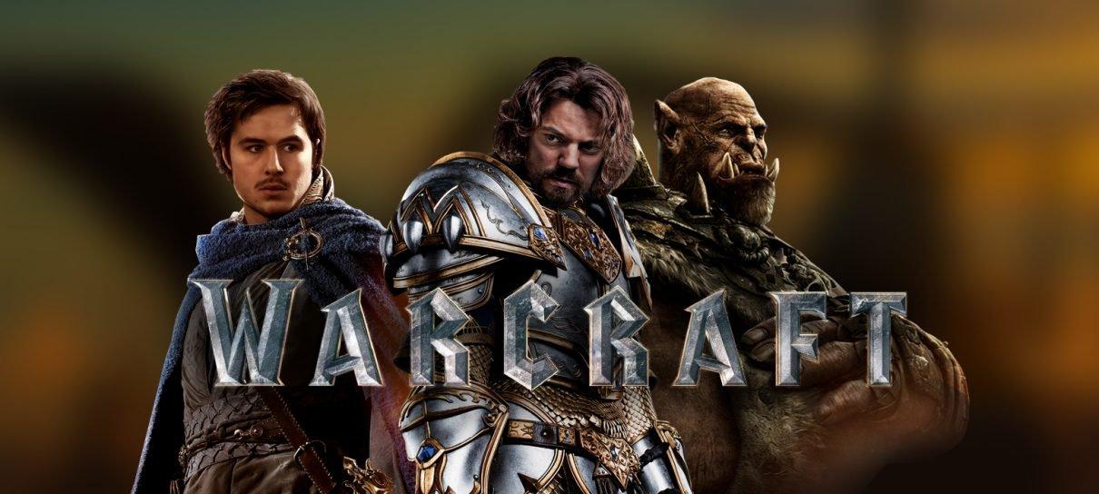 Warcraft – o Senhor dos Anéis do SBT!