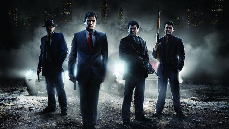 Take-Two registra domínios de Mafia 3