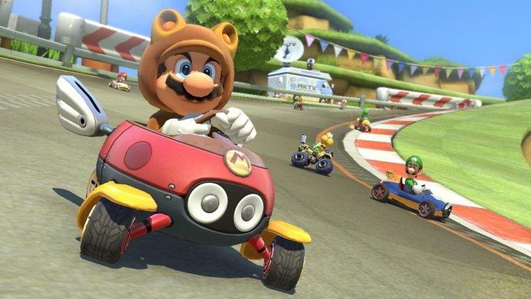 Nintendo revela os jogos mais vendidos do Wii U e 3DS