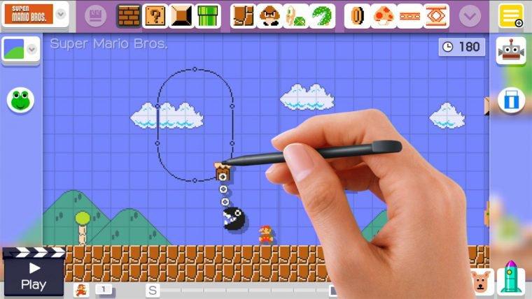 Super Smash Bros. vai ganhar uma fase de Super Mario Maker