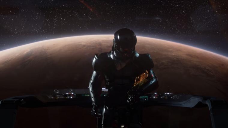 Shepard passa a bola pra frente em teaser de Mass Effect: Andromeda