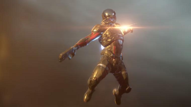 Executivo da EA indica que Mass Effect Andromeda foi adiado para 2017