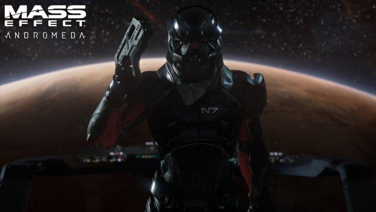Mass Effect Andromeda: pesquisa pode ter revelado primeiros detalhes do jogo