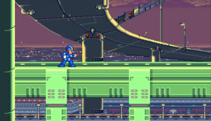 Megaman-X