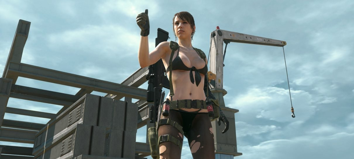 Expansão Cloaked in Silence tem data para chegar a Metal Gear Online